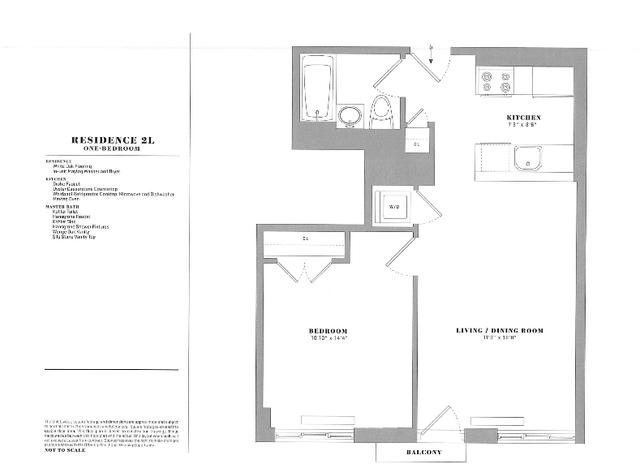 1 Bedroom, Windsor Terrace Rental in NYC for $2,830 - Photo 2