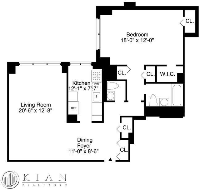 1 Bedroom, Sutton Place Rental in NYC for $4,495 - Photo 2