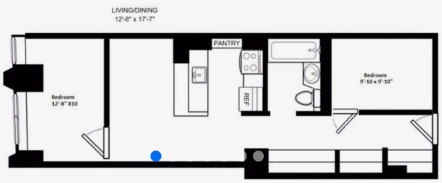 1 Bedroom, Financial District Rental in NYC for $3,180 - Photo 1