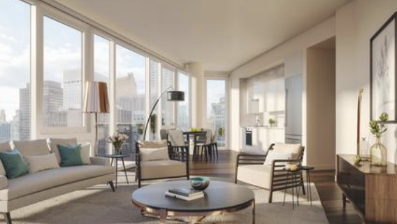 2 Bedrooms, Turtle Bay Rental in NYC for $7,362 - Photo 2