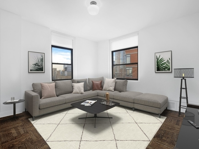 1 Bedroom, Lincoln Square Rental in NYC for $3,625 - Photo 2