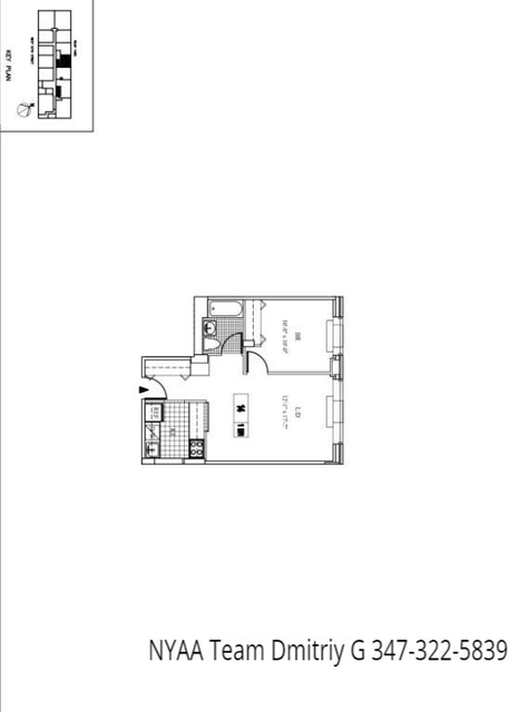 1 Bedroom, Sutton Place Rental in NYC for $3,175 - Photo 2