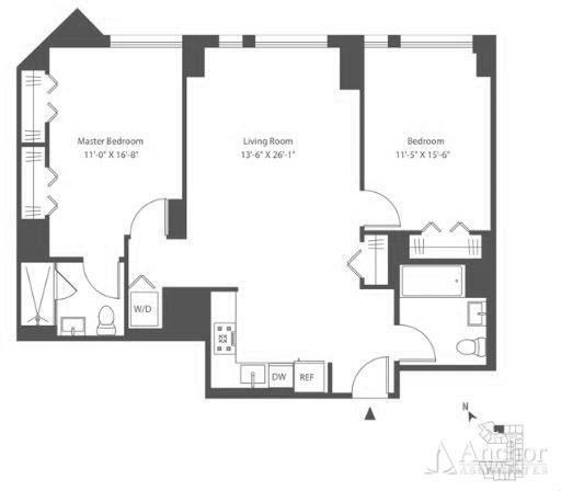 2 Bedrooms, Astoria Rental in NYC for $4,123 - Photo 2
