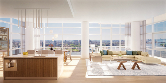 2 Bedrooms, Financial District Rental in NYC for $7,800 - Photo 1