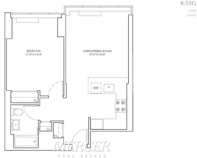 1 Bedroom, Chelsea Rental in NYC for $4,175 - Photo 2