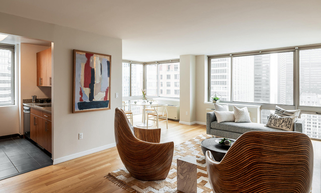 2 Bedrooms, Financial District Rental in NYC for $6,435 - Photo 1