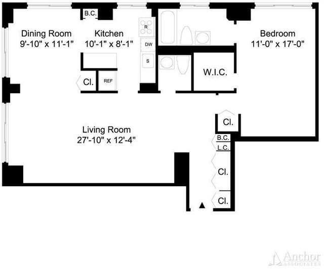 1 Bedroom, Yorkville Rental in NYC for $4,795 - Photo 2