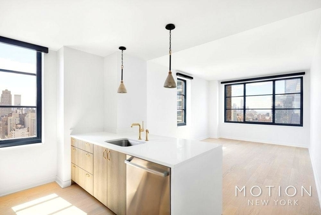 Studio, Hell's Kitchen Rental in NYC for $2,890 - Photo 1