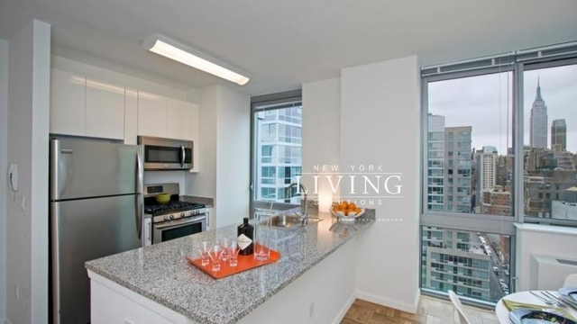 1 Bedroom, Hell's Kitchen Rental in NYC for $5,600 - Photo 2