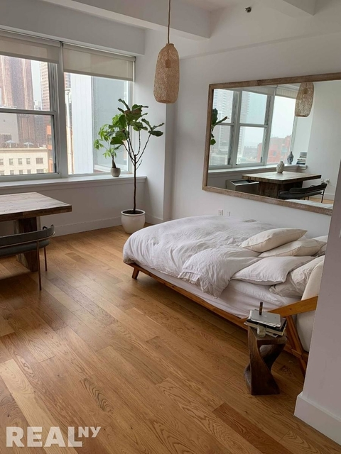 Studio, Tribeca Rental in NYC for $3,850 - Photo 1