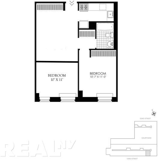 2 Bedrooms, NoLita Rental in NYC for $4,500 - Photo 2