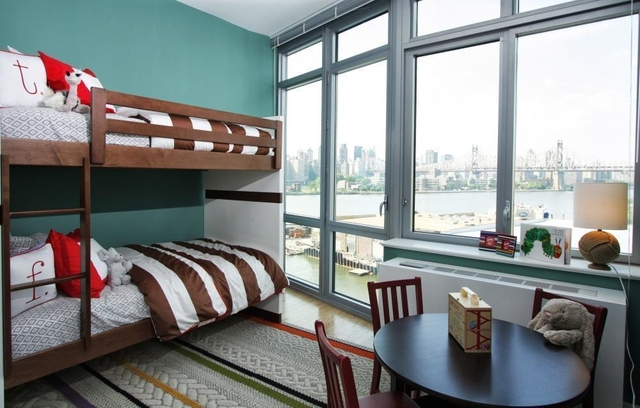 2 Bedrooms, Hunters Point Rental in NYC for $6,582 - Photo 2