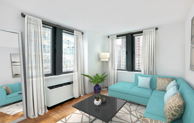 1 Bedroom, Financial District Rental in NYC for $3,825 - Photo 2