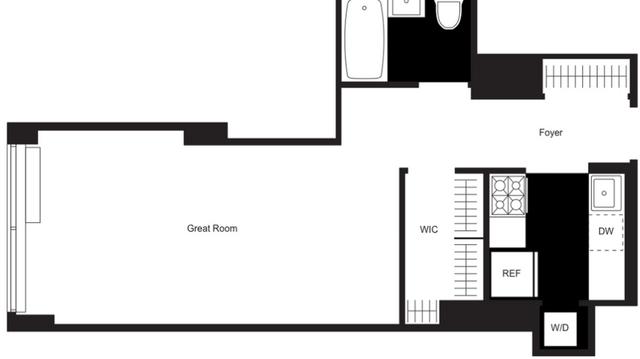 Studio, Chelsea Rental in NYC for $4,215 - Photo 2