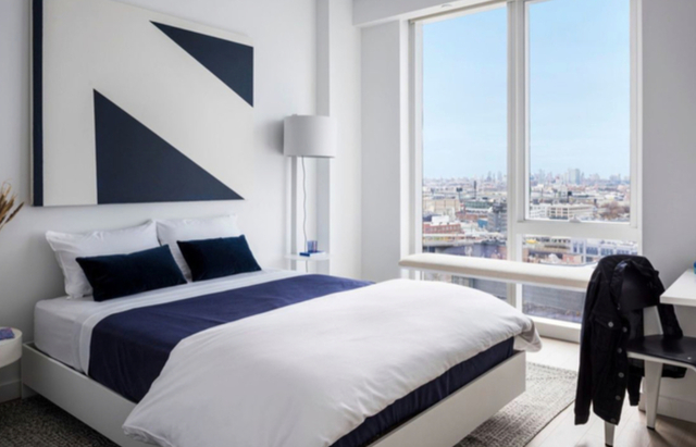 2 Bedrooms, Hunters Point Rental in NYC for $3,200 - Photo 2