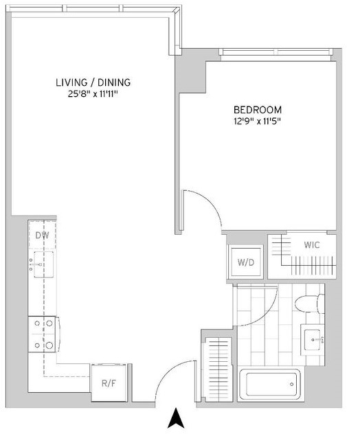 1 Bedroom, Murray Hill Rental in NYC for $4,518 - Photo 2