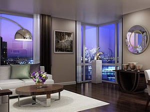 3 Bedrooms, Battery Park City Rental in NYC for $14,783 - Photo 2