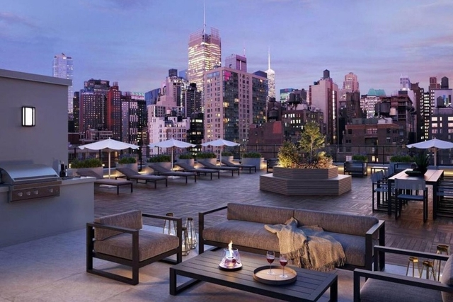 Studio, Hell's Kitchen Rental in NYC for $3,346 - Photo 1