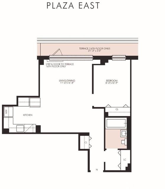 1 Bedroom, Kips Bay Rental in NYC for $3,755 - Photo 2