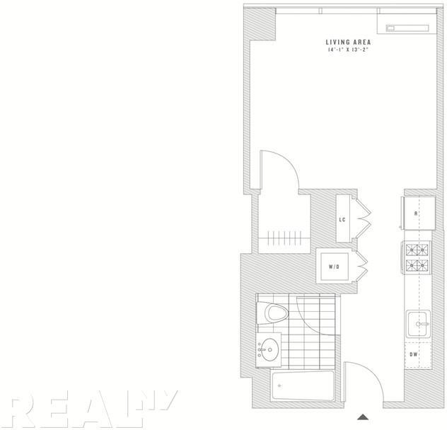 Studio, Chelsea Rental in NYC for $3,500 - Photo 2