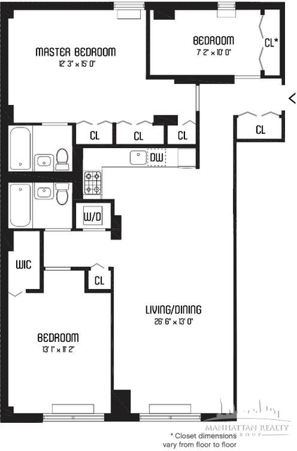 3 Bedrooms, Murray Hill Rental in NYC for $6,850 - Photo 2