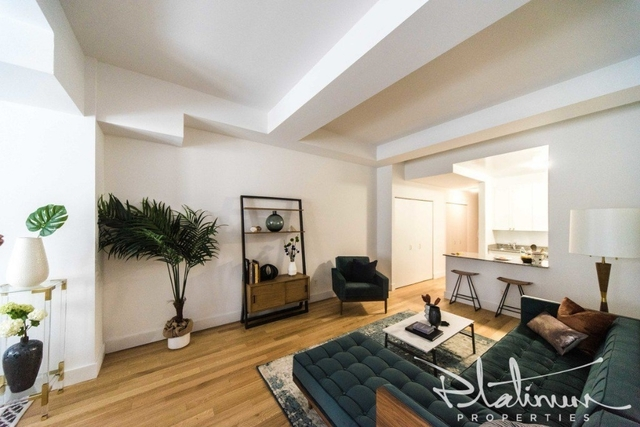Studio, Financial District Rental in NYC for $6,339 - Photo 1