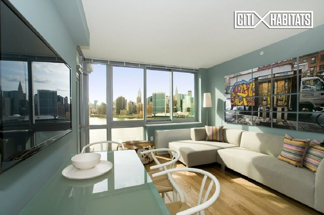 2 Bedrooms, Hunters Point Rental in NYC for $6,444 - Photo 1