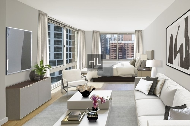Studio, Theater District Rental in NYC for $3,138 - Photo 1