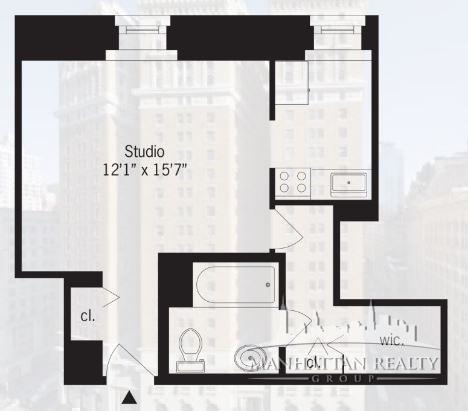 Studio, Murray Hill Rental in NYC for $2,950 - Photo 2