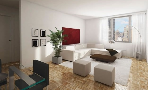 2 Bedrooms, Civic Center Rental in NYC for $3,865 - Photo 1