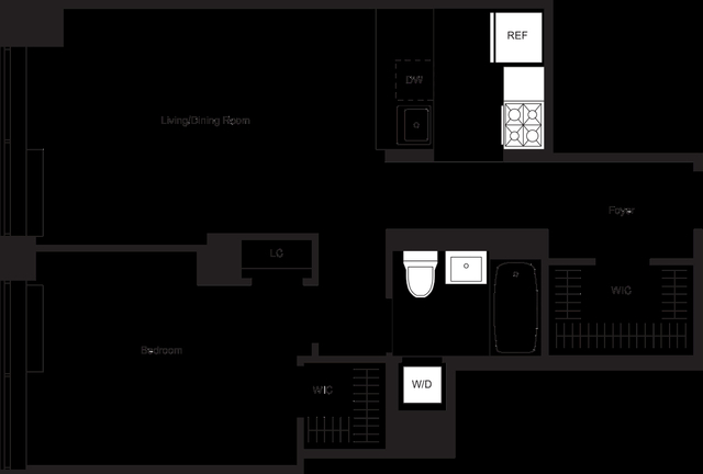 1 Bedroom, Chelsea Rental in NYC for $5,965 - Photo 2