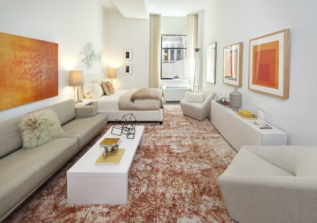 Studio, Financial District Rental in NYC for $3,325 - Photo 1