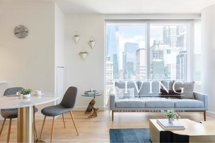 Studio, Financial District Rental in NYC for $4,795 - Photo 2