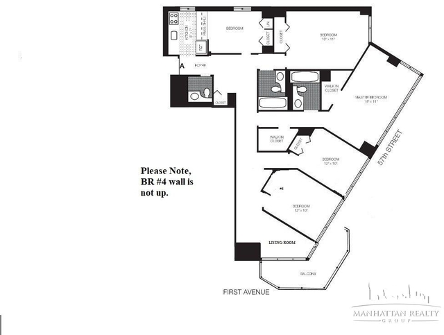 3 Bedrooms, Sutton Place Rental in NYC for $7,995 - Photo 2