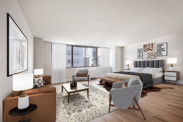 Studio, Theater District Rental in NYC for $3,125 - Photo 1