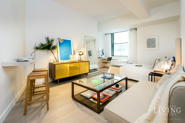 Studio, Financial District Rental in NYC for $3,350 - Photo 2