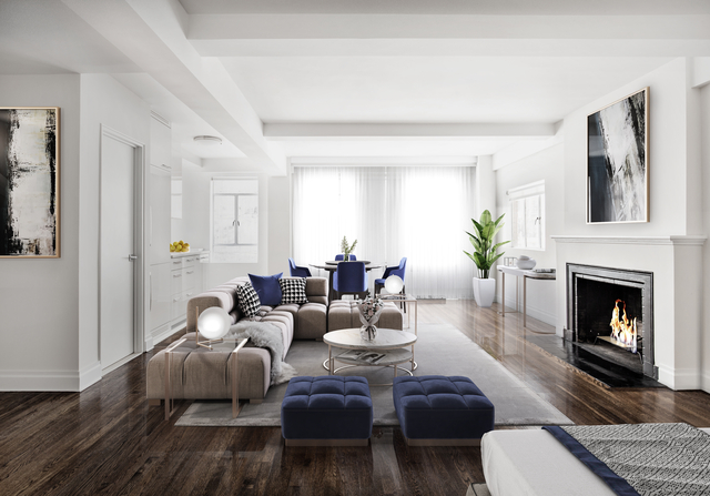 Studio, Theater District Rental in NYC for $3,369 - Photo 1