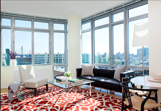 1 Bedroom, Hunters Point Rental in NYC for $3,163 - Photo 1