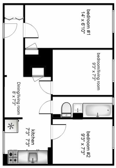 3 Bedrooms, Upper East Side Rental in NYC for $3,250 - Photo 2