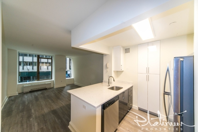 Studio, Financial District Rental in NYC for $2,811 - Photo 2