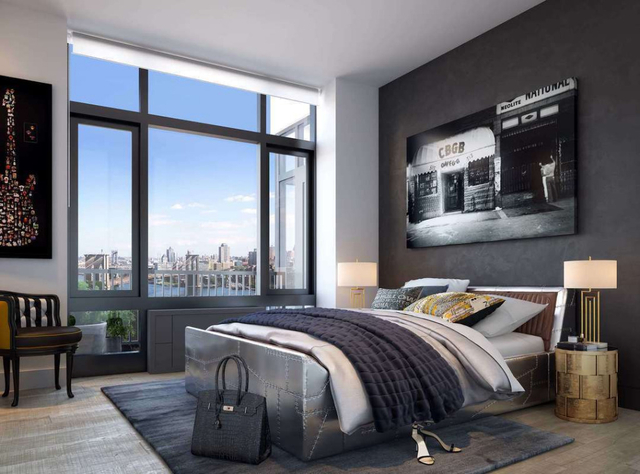 2 Bedrooms, Financial District Rental in NYC for $7,195 - Photo 2