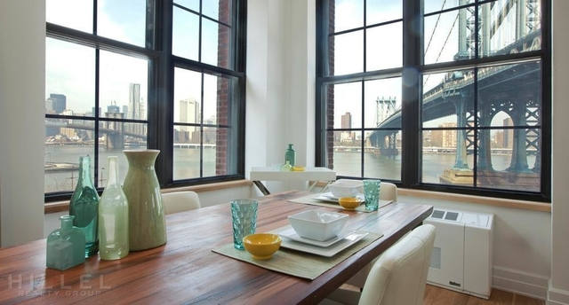 2 Bedrooms, DUMBO Rental in NYC for $5,695 - Photo 1