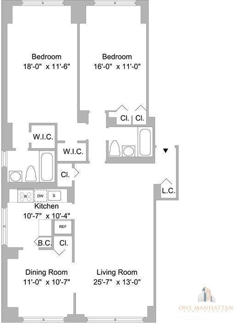 3 Bedrooms, Yorkville Rental in NYC for $6,000 - Photo 2