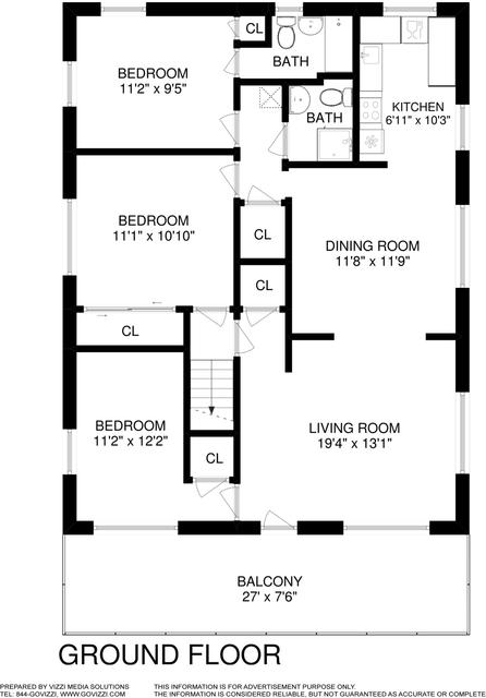 3 Bedrooms, Kingsbridge Rental in NYC for $2,875 - Photo 2