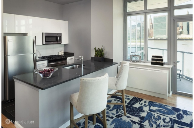 2 Bedrooms, Hunters Point Rental in NYC for $6,444 - Photo 2