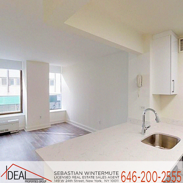 Studio, Financial District Rental in NYC for $3,184 - Photo 1