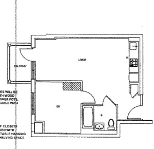 1 Bedroom, Alphabet City Rental in NYC for $2,890 - Photo 2