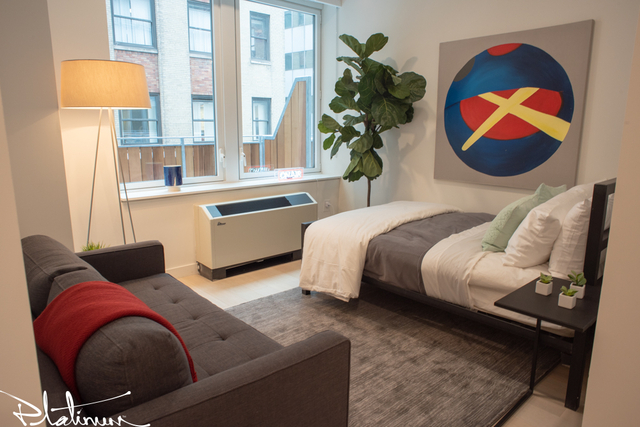Studio, Financial District Rental in NYC for $2,910 - Photo 1