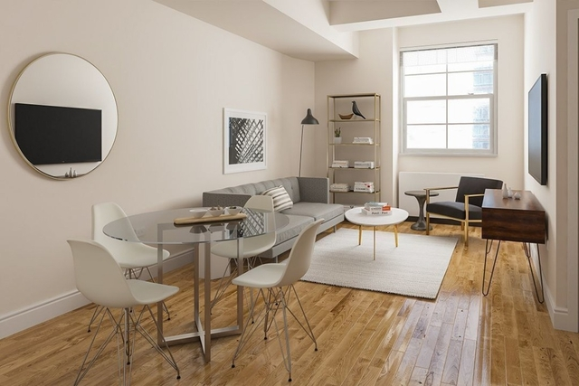 Studio, Financial District Rental in NYC for $4,295 - Photo 1