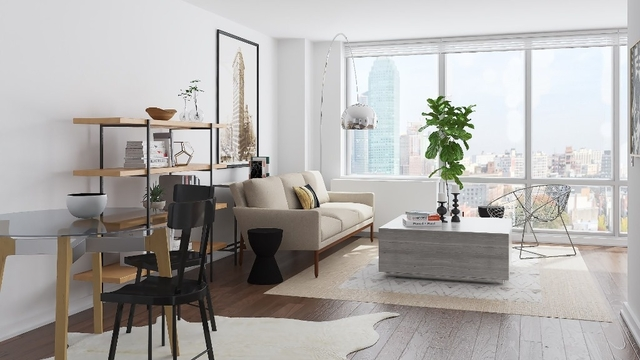 Studio, Hunters Point Rental in NYC for $2,885 - Photo 2